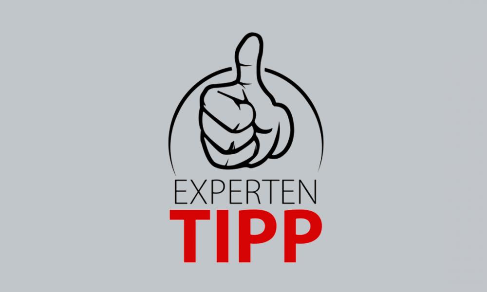Experten-Tipp